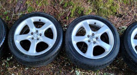 4 Used Subaru Wheels from 2014 Impreza 205/50R17 for Sale in Enumclaw,  WA