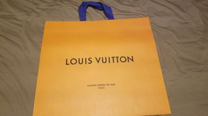 Louis Vuitton Large shopping bag original for Sale in Plantation, FL