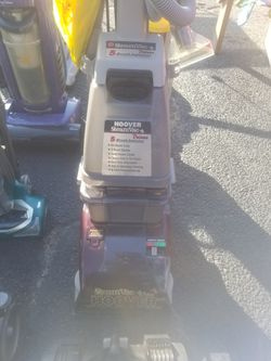 Hoover Spin Scrub, carpet shampooer for Sale in Pine Hill,  NJ