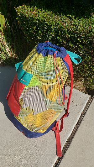 Sand Toys and Carrying bag for Sale in Corona, CA
