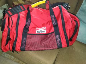 Marlboro duffle bag for Sale in Willoughby, OH