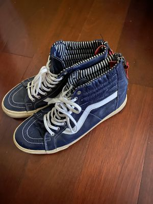 Men's Vans Leather size 10 for Sale in Paramount, CA
