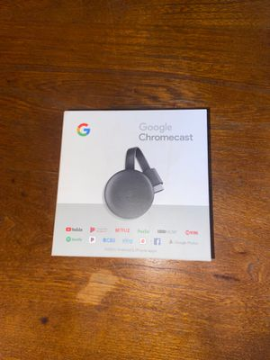 Google Chromecast With TV to go with it. for Sale in Fontana, CA