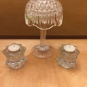 Crystal Candle Holders for Sale in Newton, MA