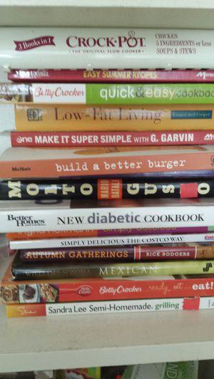 $1 each cookbooks for Sale in Harrisonburg, VA
