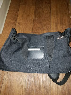 Black duffle/bowling/gym bag for Sale in Tualatin, OR