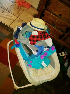 Boys baby clothes 0-18m for Sale in Banning, CA