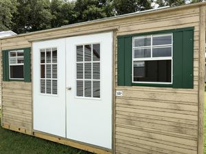 Bungalow 10x16 Shed for Sale in Lakeland, FL