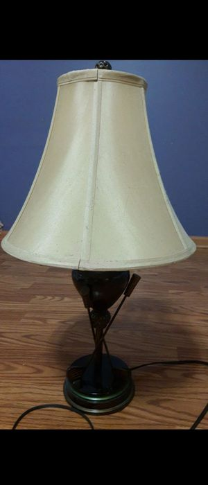 Table/Desk Lamp With Shade. for Sale in Naperville, IL