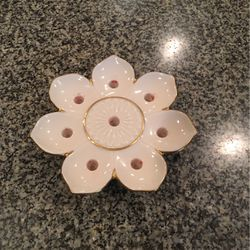 Lenox China Flower Shape Candle Holder for Sale in Dunwoody,  GA
