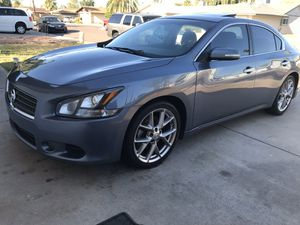 2011 NISSAN MAXIMA S (NO ACCIDENTS) for Sale in Glendale, AZ