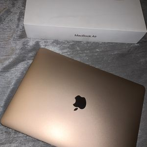 Macbook Air Rose Gold 13 Inch for Sale in Ontario, CA