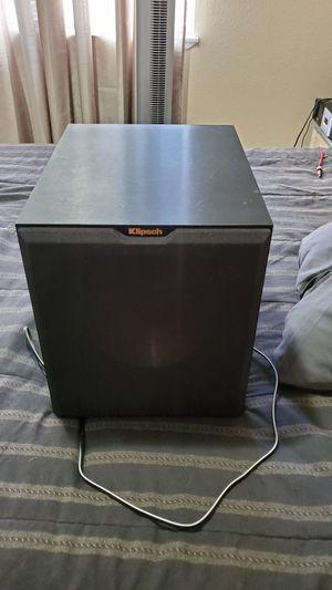 Klipsch R-10sw 200 OBO for Sale in Las Vegas, NV