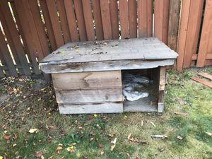 Custom dog house for Sale in Snohomish, WA