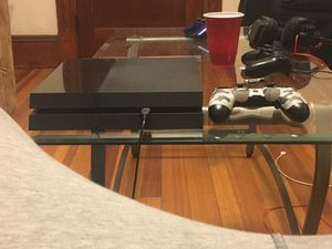 PS4 with controller for part for Sale in Salem, MA