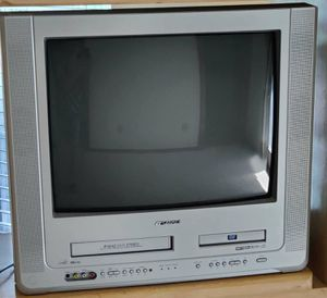 TV, VCR,DVD 20 inch for games for Sale in N REDNGTN BCH, FL
