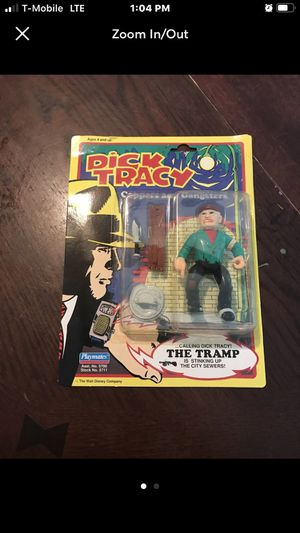 Dick Tracy action figure for Sale in Punta Gorda, FL