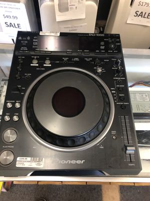 Pioneer dj equipment dvj-1000 for Sale in Aurora, CO