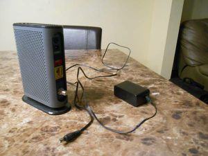 MOTOROLA 16x4 Cable Modem, Model MB7420 for Sale in Canton, MI