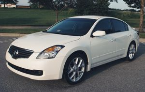 2007 Nissan Altima Running Car for Sale in Tampa, FL