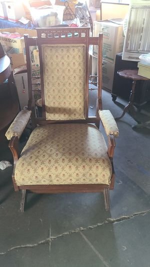 Antique rocking chair for Sale in Cupertino, CA