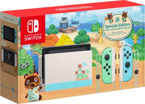 Nintendo switch animal crossing special edition for Sale in Brooklyn, NY