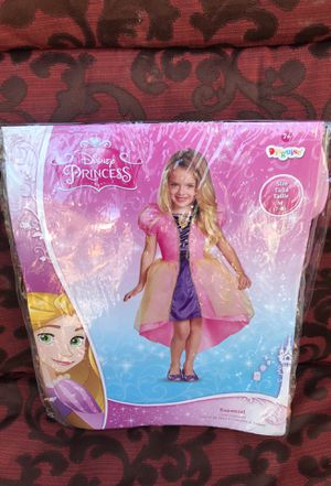 DISNEY PRINCESS RAPUNZEL M(7-8) CHILD COSTUME for Sale in Glendale, AZ