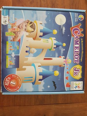 SmartGames Camelot Jr. Wooden Cognitive Skill-Building Puzzle Game for Sale in Weston, FL