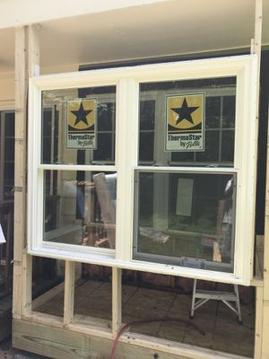 Brand new Pella Therastar Vinyl Window for Sale in Vienna, VA