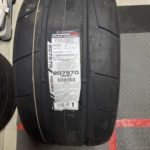 Two Nitto NTO5R 305/35/19 for Sale in Hayward, CA