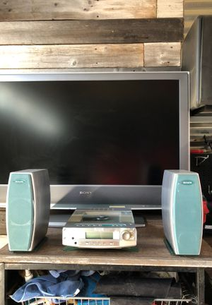 Aiwa stereo system for Sale in Hacienda Heights, CA