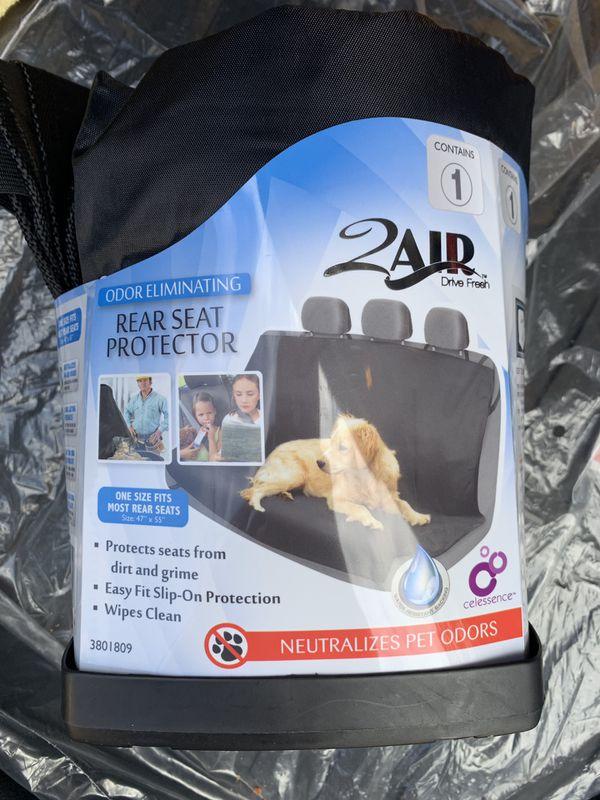 NEW Rear car seat protector