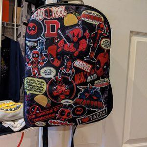 Deadpool backpack for Sale in Fremont, CA