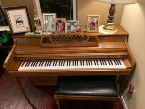Family Kimball piano made with genuine wood for Sale in Mountain View, CA