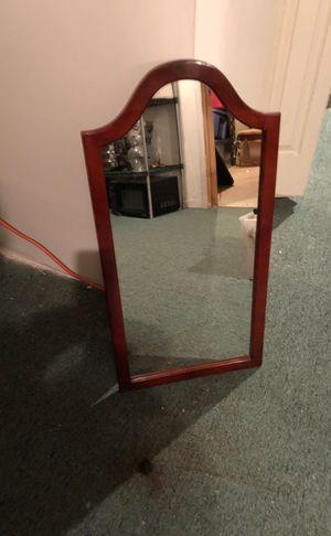 Decorative mirror vanity for Sale in Montgomery Village, MD