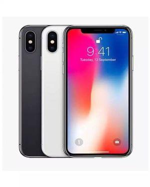 Unlocked iphone x for Sale in Seattle, WA