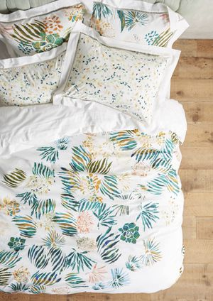 "GORGEOUS Anthropologie ""Aprile"" Full/Queen Bedding for Sale in Washington, DC"