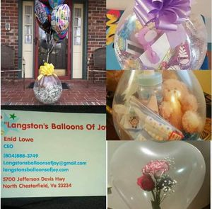 Stuffed Balloons for Sale in Chester, VA