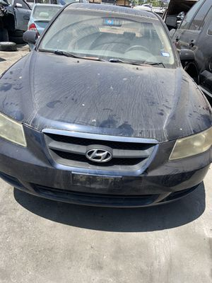 Parting out 2006 Hyundai Sonata for Sale in Irwindale, CA