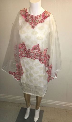 Brand new red/white/gold Dress for Sale in New York, NY