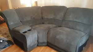 Sectional couch cloth for Sale in Winter Haven, FL