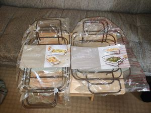 Baker racks by Sur La Table for Sale in San Diego, CA