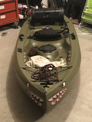 Fishing kayak for Sale in Bayonne, NJ