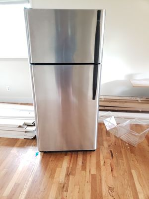 Stainless steel refrigerator for Sale in Portland, OR