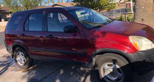 2002 Honda CRV for Sale in Phoenix, AZ