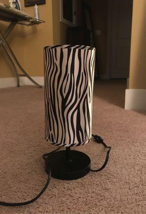 Zebra Desk Lamp for Sale in Kensington, MD