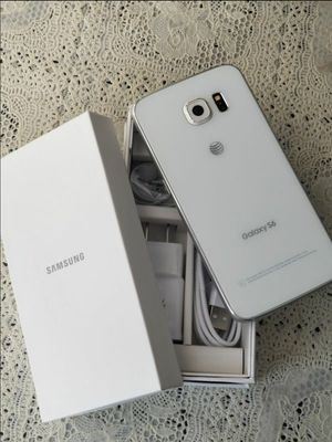 Samsung Galaxy S 6 , UNLOCKED for All Company Carrier ,  Excellent Condition like New for Sale in Springfield, VA