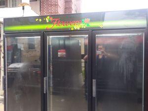 3 door flower true coolers for Sale in Houston, TX