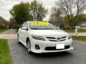 Price$1000 URGENT Selling my 2012 Toyota Corolla for Sale in Pacifica, CA