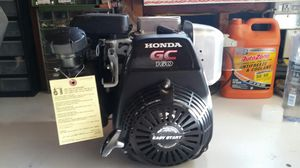 Honda gc 160 motor for Sale in Campbell, CA